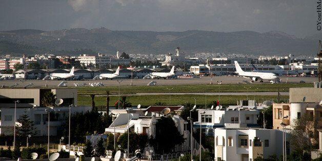 L'aéroport international de Tunis-Carthage (مطار توÙس قرطاج اÙدوÙي) (code AITA : TUN...