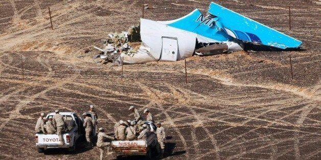 Crash de l'avion russe: Le Caire ne voit toujours pas de preuve d'un