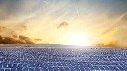 Aux portes du Sahara, un parc solaire géant pour éclairer le Maroc