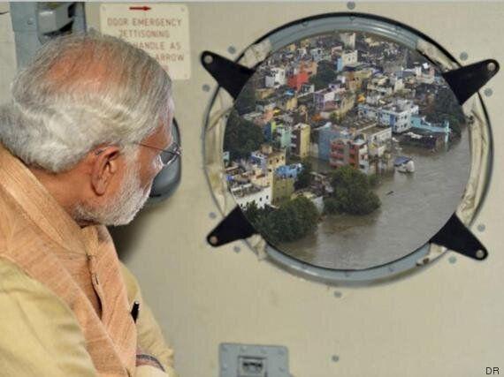Le premier ministre indien, Narendra Modi, épinglé pour un photomontage