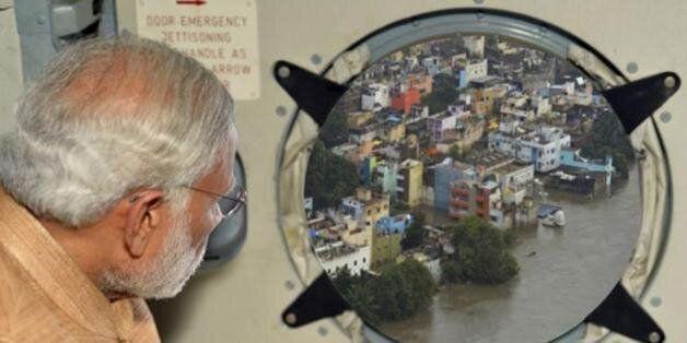 Le premier ministre indien épinglé pour ce photomontage