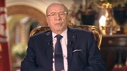 Le Président consacre une partie de son discours à Nidaa Tounes, les critiques fusent sur les réseaux