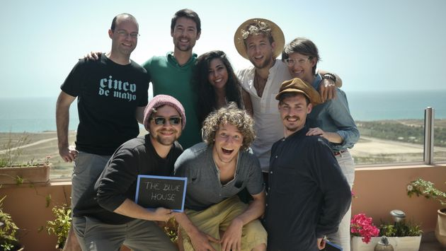 The Blue House: dans cette maison au Maroc, les entrepreneurs viennent prendre du recul sur leur