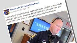 Une mère vole un gâteau d'anniversaire pour sa fille, ce policier règle la
