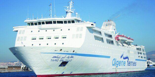 La ligne maritime Mostaganem-Valence en service en