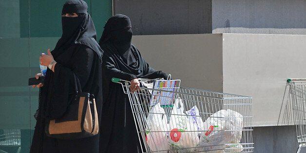 Des Saoudiennes
