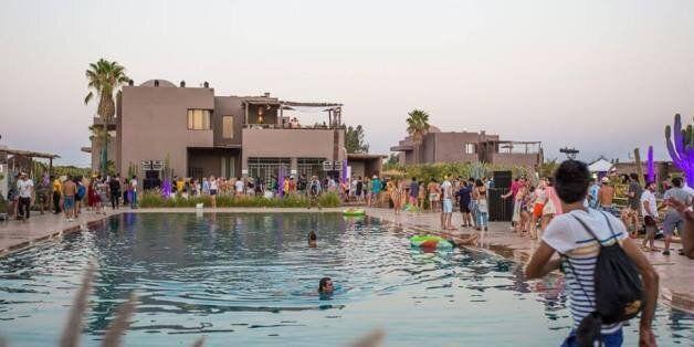 L'Oasis Festival de Marrakech parmi les meilleurs de