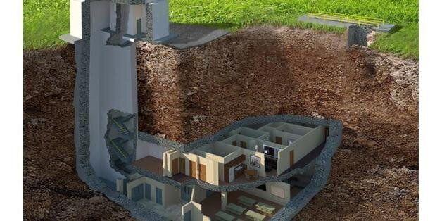 À vendre : Un bunker renové en Géorgie, aux États-Unis