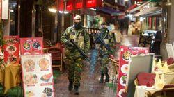 Belgique: à Bruxelles, le quartier européen au ralenti, le télétravail