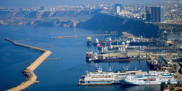 Une vue du port