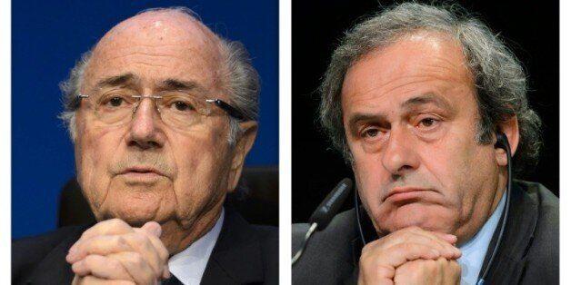 Fifa: les appels de Joseph Blatter et Michel Platini