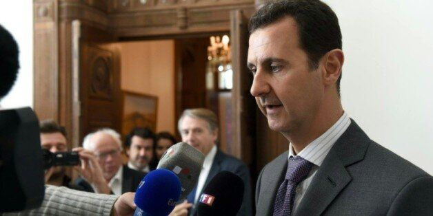 Assad: la Syrie n'est pas le terreau du groupe Etat