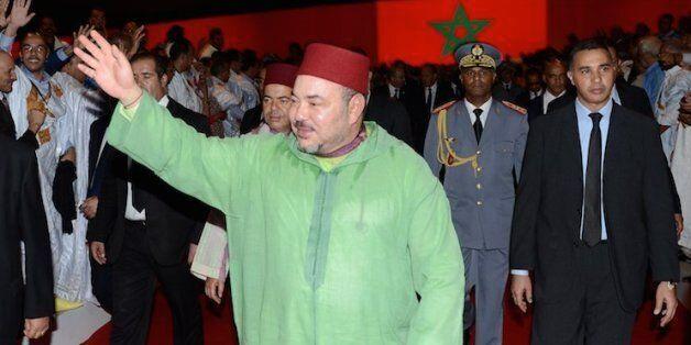 Malade depuis sa visite en Inde, le roi suspend ses activités pendant 10 à 15