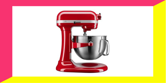 This is the sweetest deal we've seen on a KitchenAid stand mixer since Prime