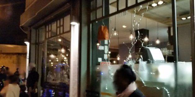 Sept attentats de Paris: plus d'une centaine de morts