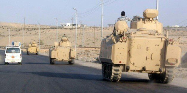 Egypte: attentat suicide au Sinaï, 4 morts dont deux policiers et un