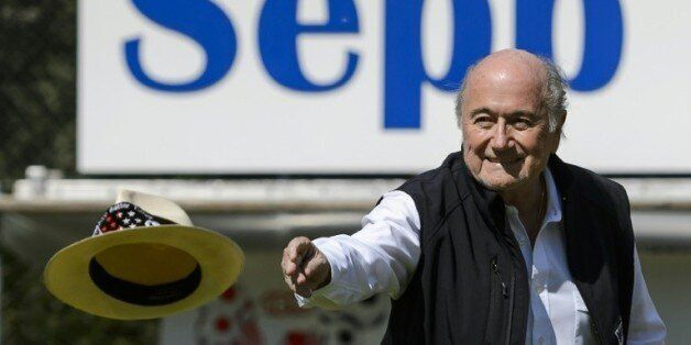 Fifa: Joseph Blatter