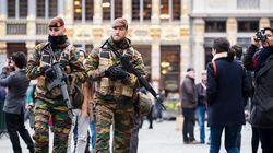 Bruxelles toujours en alerte maximale face au risque