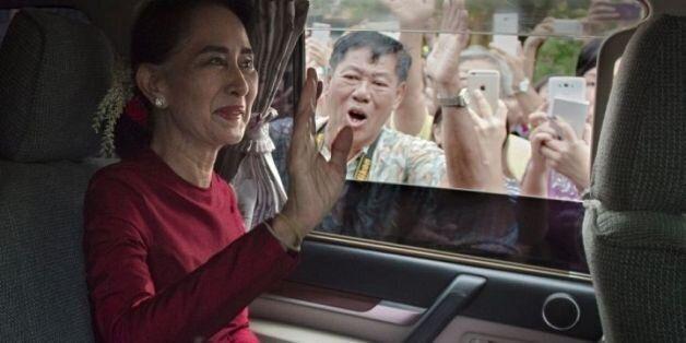 Birmanie: Victoire en vue pour le parti d'Aung San Suu