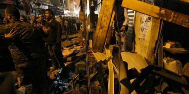 Plus de 40 morts dans un double attentat contre un fief du Hezbollah, au