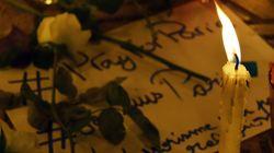 Attaques de Paris: sit-in de solidarité à