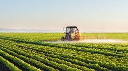L'utilisation de pesticides pourrait être réduite de 30 à 40%, selon Louis