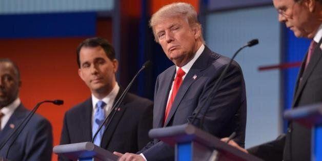 Primaires républicaines: L'écrémage commence, 8 candidats au débat de