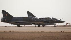 La France a massivement bombardé le fief de Daech en