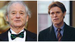 Hommage: Les acteurs Bill Murray et Willem Dafoe seront à Marrakech pour le