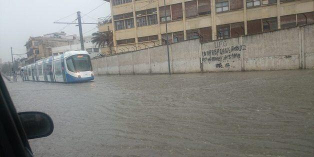 Tramway d'Alger: le trafic interrompu vendredi matin à cause des