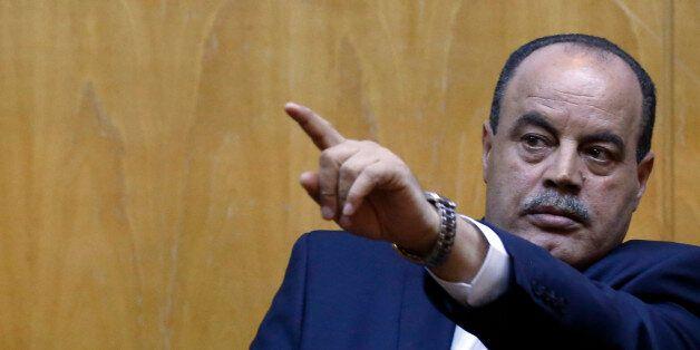CORRECTING NAME OF TUNISIAN INTERIOR MINISTER TO MOHAMED NAJEM GHARSALLI - Tunisian Interior Minister...