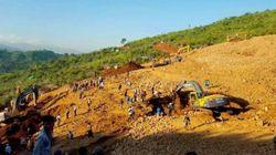 Plus de 100 morts dans un glissement de terrain en