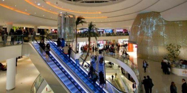 Panique au Morocco Mall: il s'agissait d'une fausse