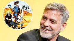 El día que George Clooney se convirtió en Sancho