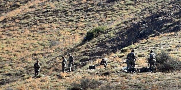 Bordj Badji Mokhtar: un terroriste arrêté et un pistolet mitrailleur récupéré