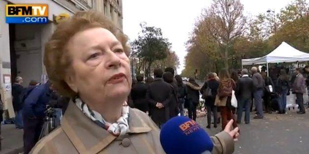 Le message d'amour d'une mamie française aux