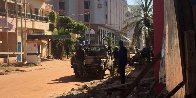 Attaque au Radisson de Bamako