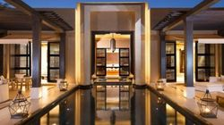 Le Mandarin Oriental Marrakech: temple du