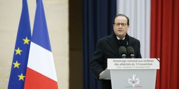 Hollande promet la destruction de
