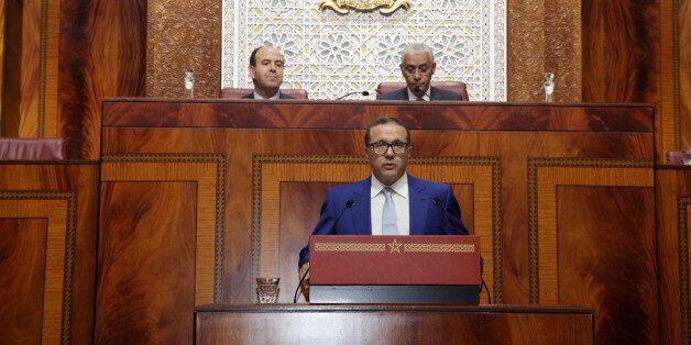 Mohamed Boussaid, ministre de l'Economie et des
