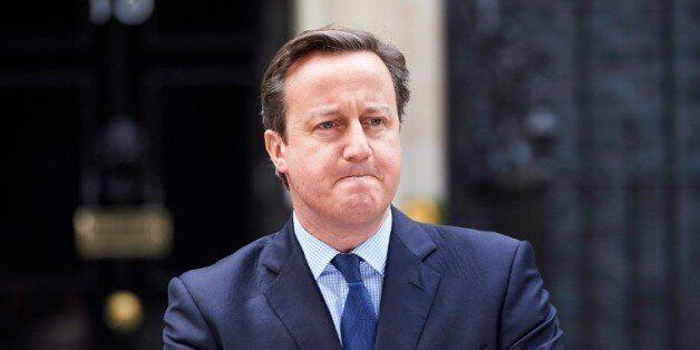 Le Premier ministre britannique David Cameron, le 13 novembre 2015 à