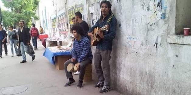 Ghassen et Marwen, ces deux jeunes musiciens qui ont conquis les rues de