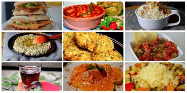 20 recettes marocaines faciles pour