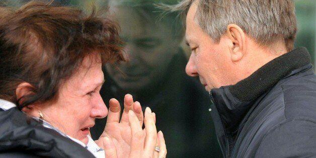 A Saint-Pétersbourg, les proches sous le choc après le crash en