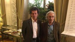 Le Franco-tunisien Hédi Kaddour remporte le prix du Roman de l'Académie française ex-aequo avec l'Algérien Boualem