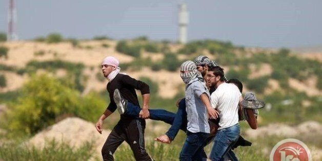 Deux Palestiniens tués et 14 autres blessés par des tirs de l'occupation israélienne à