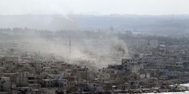 Syrie: Des raids aériens russes ont fait 45 morts, dont des