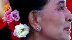 Aung San Suu Kyi, prochaine Premier ministre de