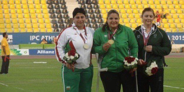 Mondiaux-2015 (athlétisme handisport): 5è journée: une or et une bronze pour