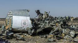 Crash en Egypte: les pilotes ont perdu le contrôle